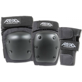 Heavy Duty Triple Pad Set REDK Protections