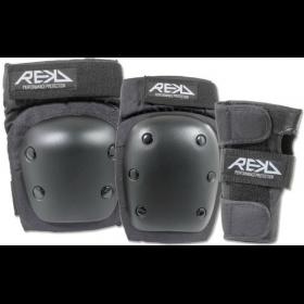 Heavy Duty Triple Pad Set REDK Protections pour trottinettes électriques