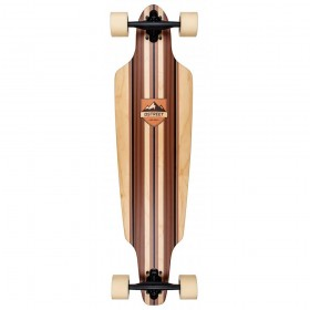 D-STREET Drop Through Stinger Longboard D-STREET Longboard - Skate - Patin