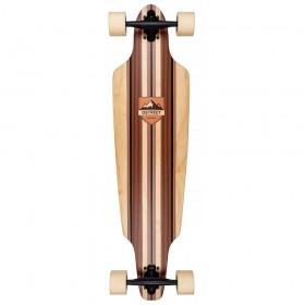 D-STREET Drop Through Stinger Longboard D-STREET Longboards - Skates - Patins