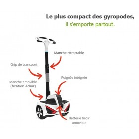 Gyropode INMOTION R1EX  Gyropode INMOTION
