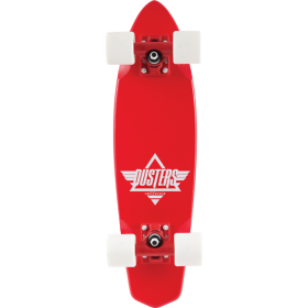 "DUSTERS Ace White 23,5\"" DUSTERS Longboards DUSTER"