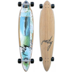 """GRAVITY Pintail The View 45\\"""" GRAVITY Longboards GRAVITY"""