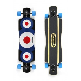 Hammond Free Ride Star Dropthrough - Complete HAMMOND Longboards HAMMOND