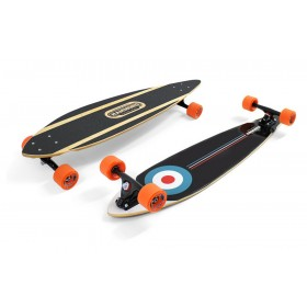 Hammond Organic Pintail - Complete HAMMOND Longboards HAMMOND
