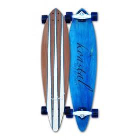 """Koastal Blue Fine 37\\"""" KOASTAL Longboards KOASTAL"""