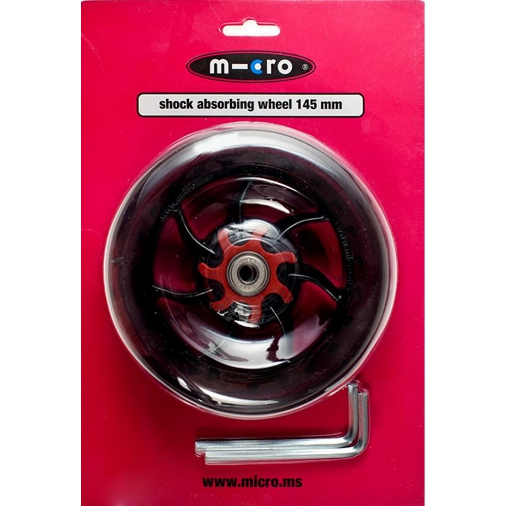 Roue Micro 145mm Speed+ MICRO Accessoires et pièces pour trottinettes