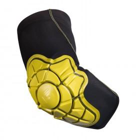 G-FORM Pro Coudières pour adulte jaune G-FORM Casques et protections