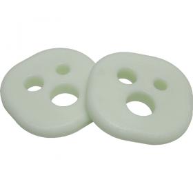Pucks Holesom (vendues par 2) HOLESOM Protections et accessoires pour longboards