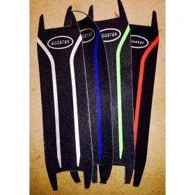 Grip de deck Booster Plus E-TWOW noir/rouge E-TWOW Pièces et accessoires E-TWOW