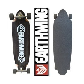 Earthwing Carbon Belly Carver Complete (trucks 200 Buck Trucks) EARTHWING Longboards EARTHWING