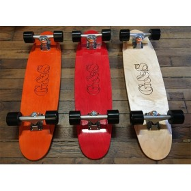 "G&S Stacy Peralta Warptail 2 \""Round Tail\\"" (Complet) GORDON AND SMITH Longboards GORDOON AND SMITH"