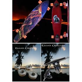 "Kahuna 44\\"" Pro Shredder KAHUNA Longboards KAHUNA"
