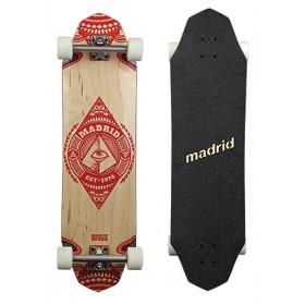 "Madrid IRIS Twin Twin 36\"" MADRID Longboards MADRID"