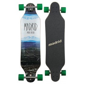 "Madrid MOUNTAIN Missionary 37.375\"" MADRID Longboards MADRID"