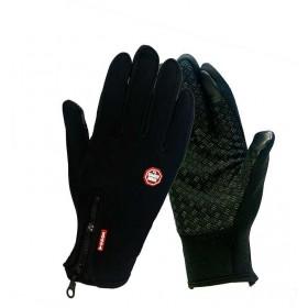 Gants d'Hiver Imperméables et tactiles taille L  Accessoires pour trottinettes électriques