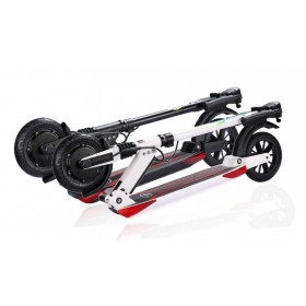 E-TWOW Booster plus CONFORT Blanc E-TWOW Trottinettes électriques E-TWOW