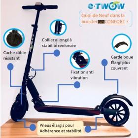 E-TWOW Monster Booster V1 CONFORT E-TWOW Trottinettes électriques E-TWOW