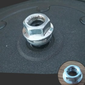 Boulon roue av XIAOMI la paire XIAOMI Pièces et accessoires XIAOMI
