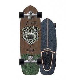 "CARVER Conlogue Sea Tiger C7 29,5\"" CARVER Longboards CARVER"
