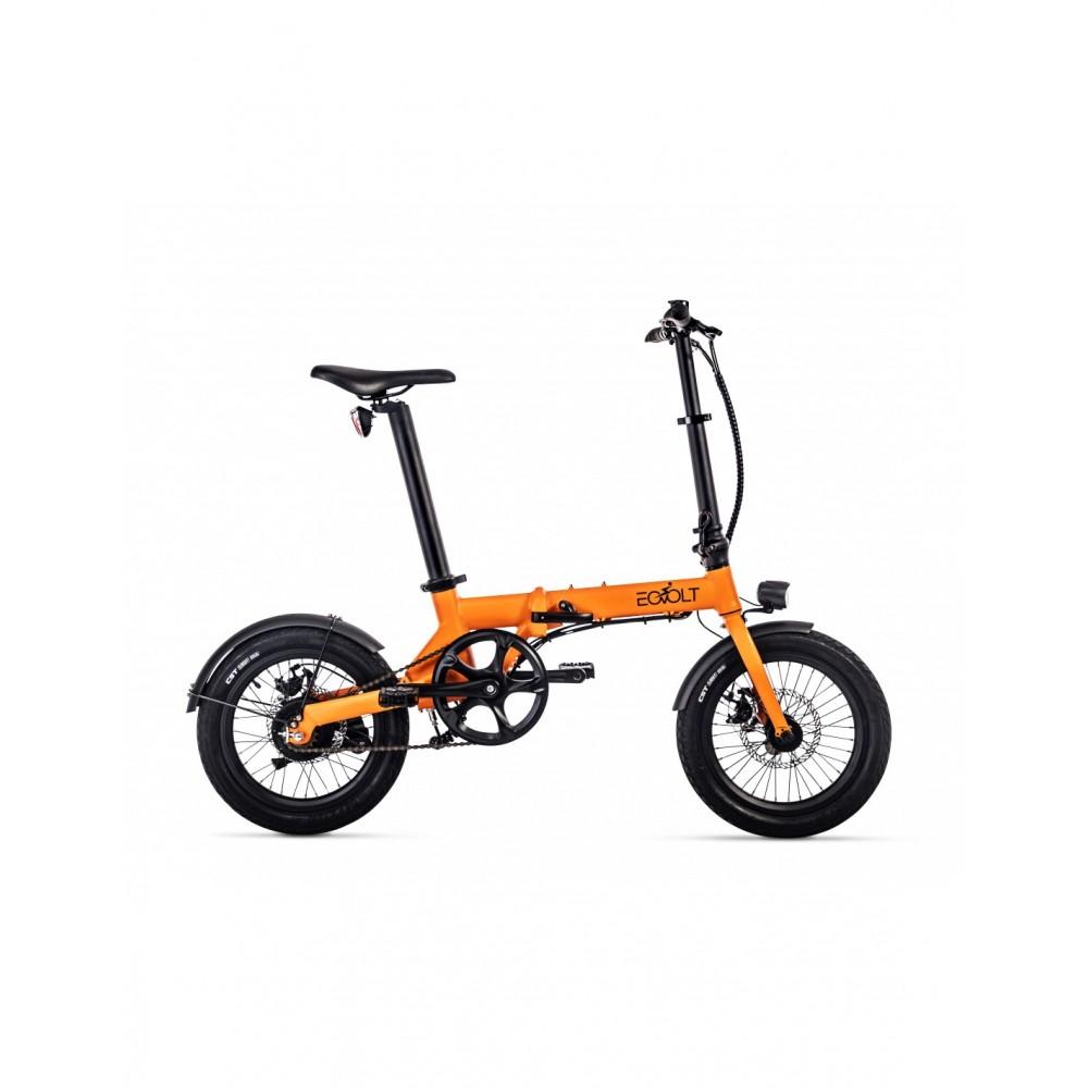EOVOLT City orange EOVOLT Vélos éléctriques EOVOLT