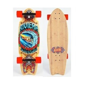 Riviera Endless Wave RIVIERA Longboards RIVIERA