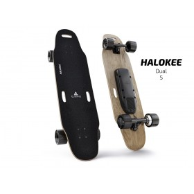 Elwing HALOKEE New 2020 Dual Drive Sport S ELWING Skate électrique
