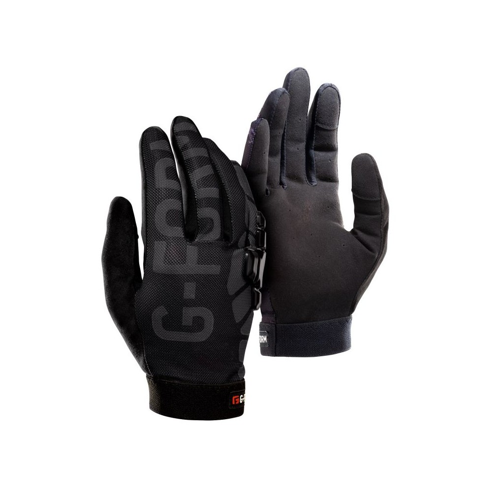 GANTS SORATA TRAIL BLACK/GREY Taille S