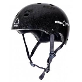 Casque Taille XS Métal Black PRO-TEC PRO-TEC Casques et protections