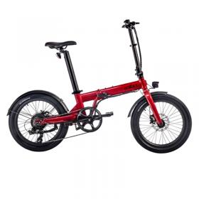 EOVOLT Confort rouge EOVOLT Vélos éléctriques EOVOLT