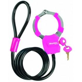 Antivol câble menotte Rose
