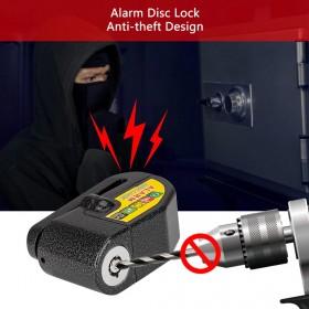 ALARM DISC LOCK ADL Antivol