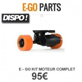 Kit moteur complet YUNEEC Ego (compatible Ego 1 et 2) YUNEEC Accessoires et pièces skates électriques