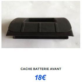 Cache batterie avant  Pièce et accessoire