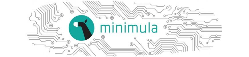 Commandez les trottinettes électriques MINIMULA chez Roo-Elec
