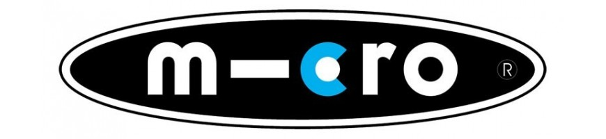 Commandez les trottinettes électriques e-MICRO One et  e-MICRO Falcon